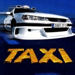 Marseille cheap car rental Taxi Movie
